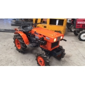 Mini Tractor KUBOTA B5001 4x4 USADO